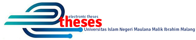 Etheses of Maulana Malik Ibrahim State Islamic University